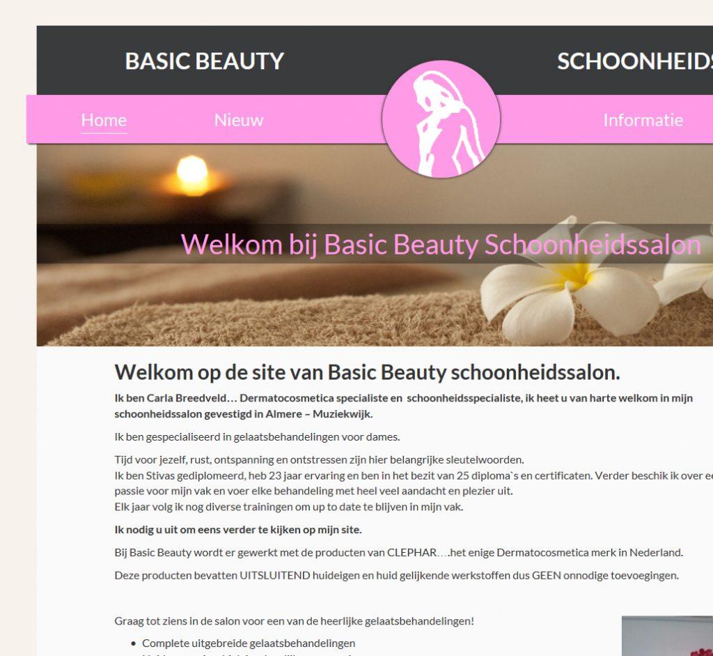 Basic Beauty Schoonheidssalon
