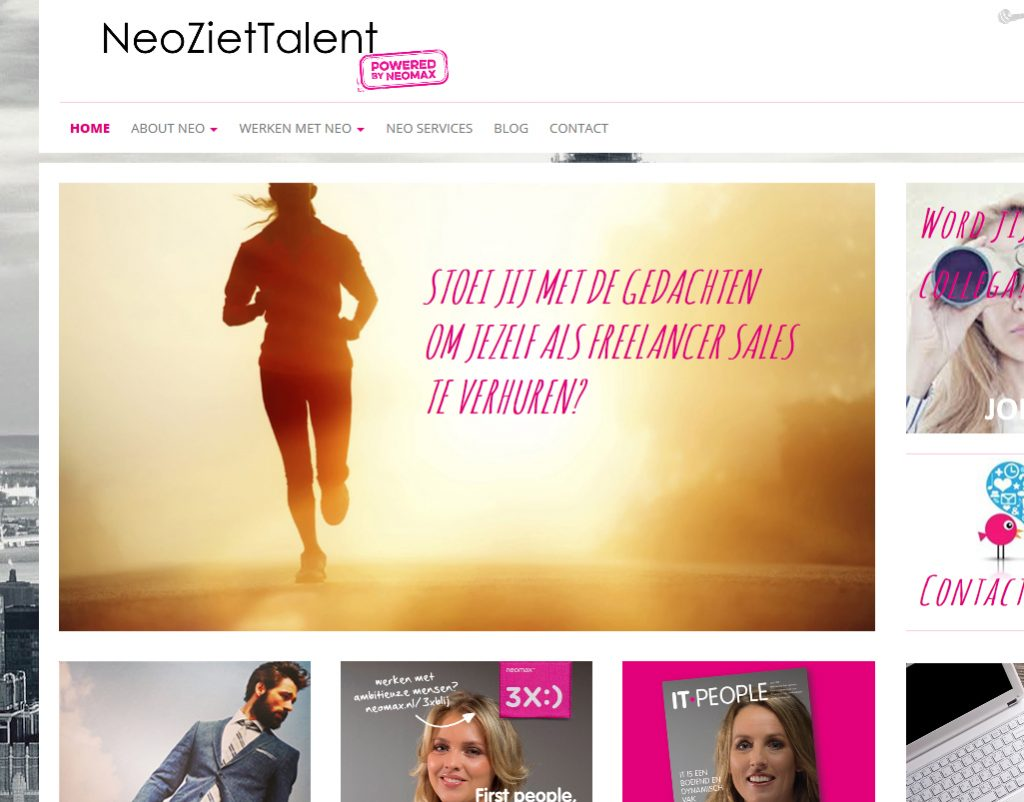 Neo Ziet Talent